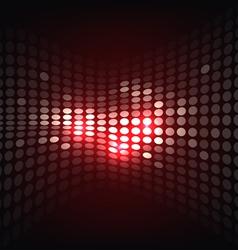Disco lights 2 vector