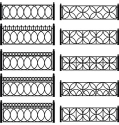 Metal lattices vector