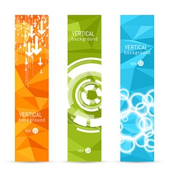 Banner backgrounds vector