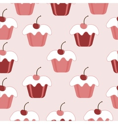 Pattern cakes vector