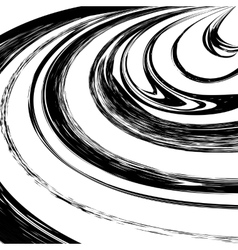 Abstract texture curls vector
