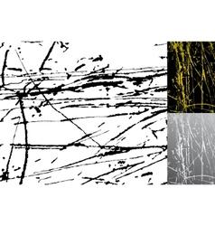Scratch texture vector