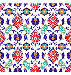Floral islamic pattern small vector