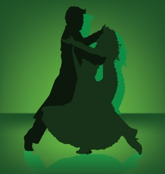 Dance tango vector