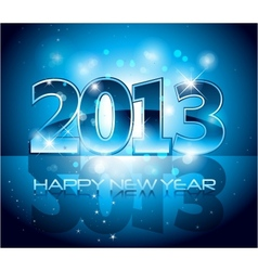 New year eve background vector