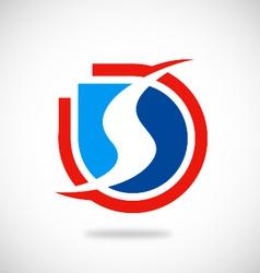S letter business logo vector