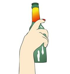 Desire to beer 3 vector