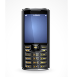 Mobile telephone vector