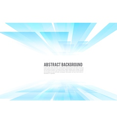 Abstract background pespective bright and light vector