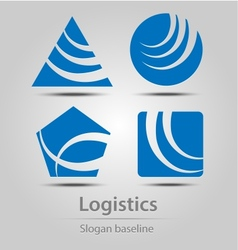 Originall business icon collection vector