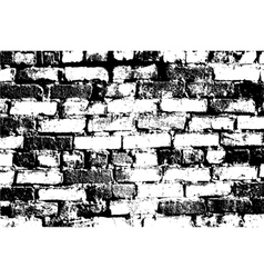 Brick wall of the house with lines of a laying of vector