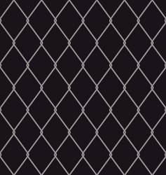 Wire fence background vector
