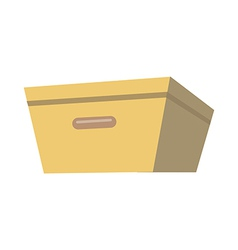 Icon box vector