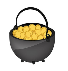 Money kettle vector