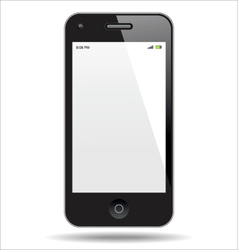 Realistic smart phone vector