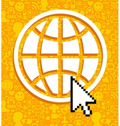 Global communications symbol vector