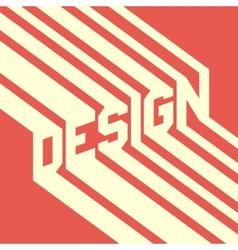 Design background vector