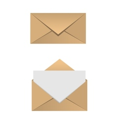 Envelope set vector