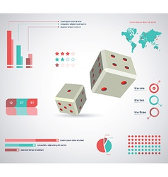 Inforgraphic template vector