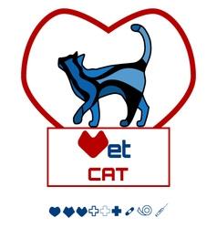 Vet cat2 vector