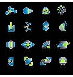 Company logo collection vector