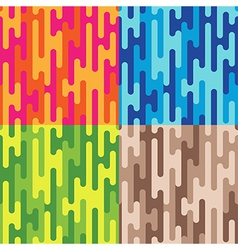 Pattern puzzle vector
