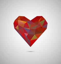 Heart vector