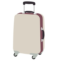 Luggaege wheeled vector