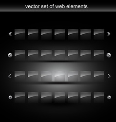 Web element vector