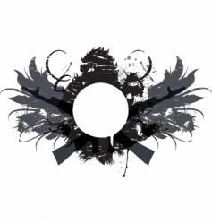 Crest vector