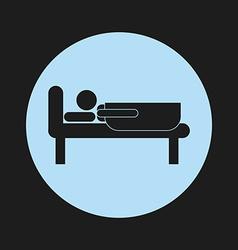 Sleep design vector