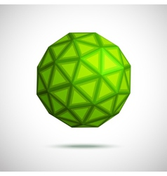 3d of sphere vector