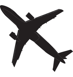 Airplane - vector