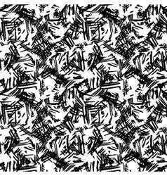 Doodle seamless pencil scribble pattern-model for vector