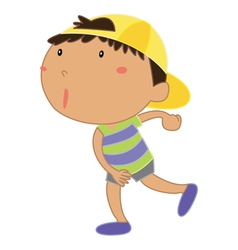 Little kid vector