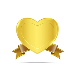 Premium gold badge tag banner 005 vector