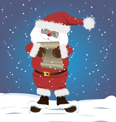 Santa vector