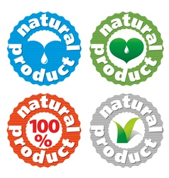 Sign natures product vector