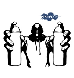 Tagger spraypaint vector