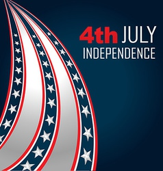 4th of july independenece vector