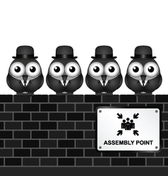 Assembly point vector