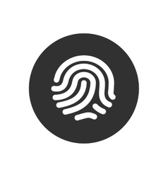 Fingerprint identification system vector