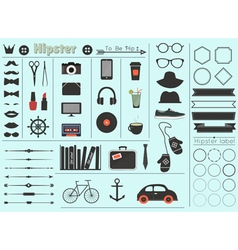 Signs and symbols templates for your design vector