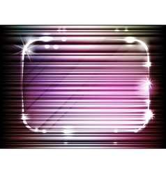 Abstract night effect vector