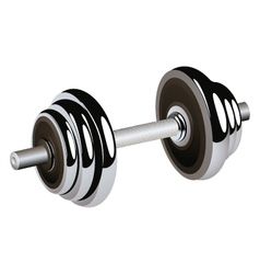 Isolated barbell vector