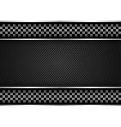 Background - racing dark vector