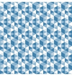 Abstract geometric seamless background can be vector