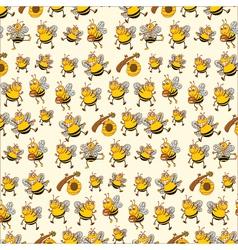 Bee paper vector
