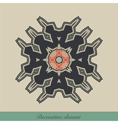 Decorative element vector