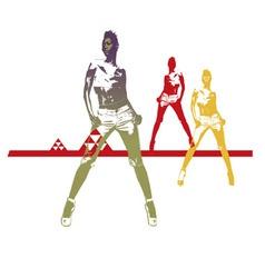 Fashion graphic vector